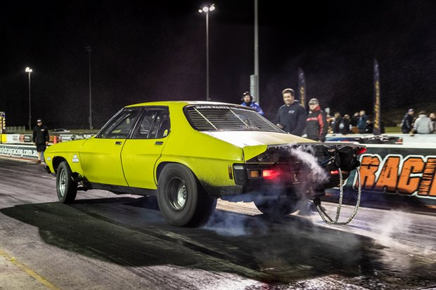 Street Machine Drag Challenge 2021 sells out in six hours
