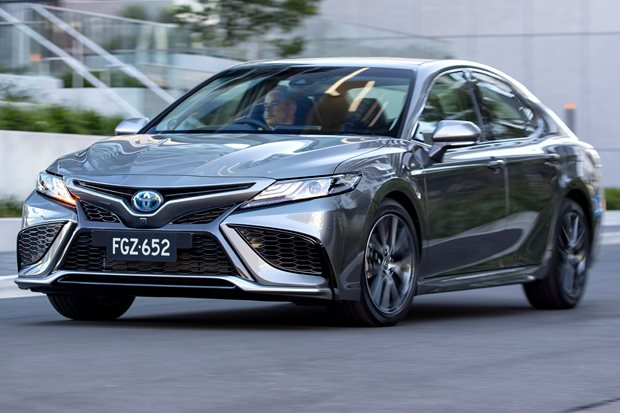 2021 Toyota Camry facelift brings upgraded styling and safety