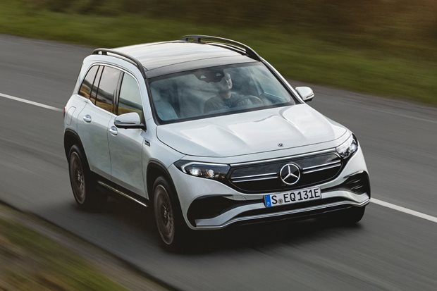 Mercedes-Benz EQB electric SUV revealed, Australian launch confirmed