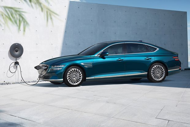 Genesis reveals electric G80, Australian debut confirmed