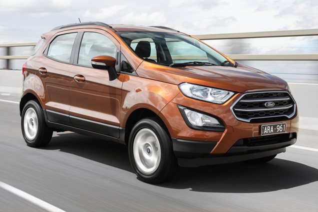 2017 Ford EcoSport Trend Quick Review
