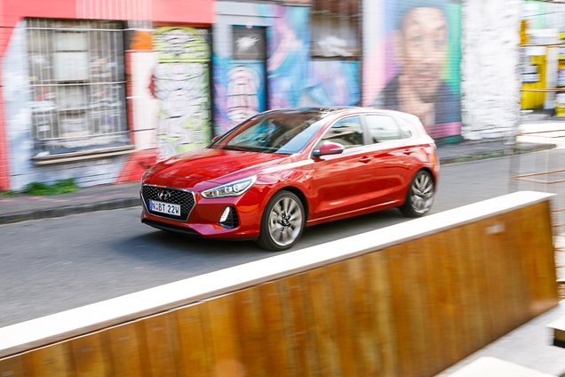 2017 Hyundai i30 SR Premium long-term review part three