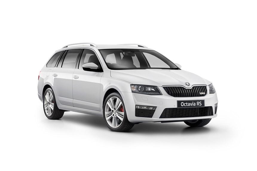 2015 skoda octavia rs 162 tsi, 2.0l 4cyl petrol turbocharged