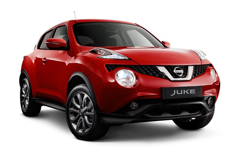 2018 Nissan Juke Ti S Awd 1 6l 4cyl Petrol Turbocharged Automatic