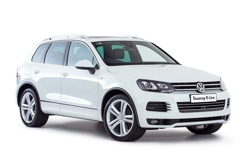 2015 Volkswagen Touareg V8 TDI R-Line, 4.1L 8cyl Diesel Turbocharged Automatic, SUV