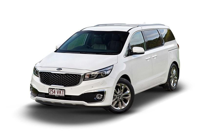 e1e0fcd6c0 2015 KIA Carnival Platinum Automatic 3.3L 4D Wagon