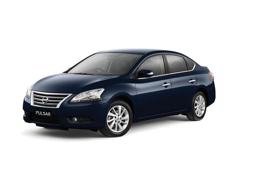 nissan pulsar stl   cyl petrol manual sedan
