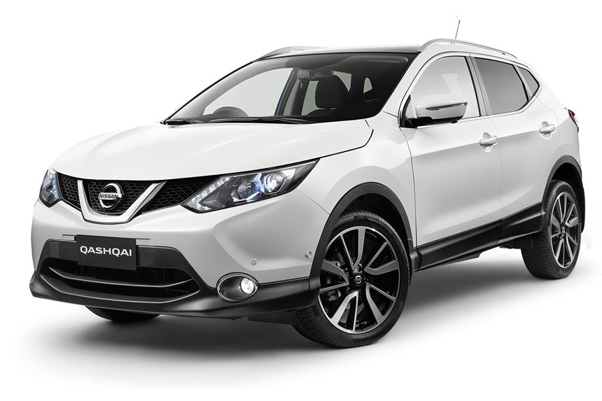 2017 nissan qashqai ti 4x2 2 0l 4cyl petrol automatic suv. Black Bedroom Furniture Sets. Home Design Ideas