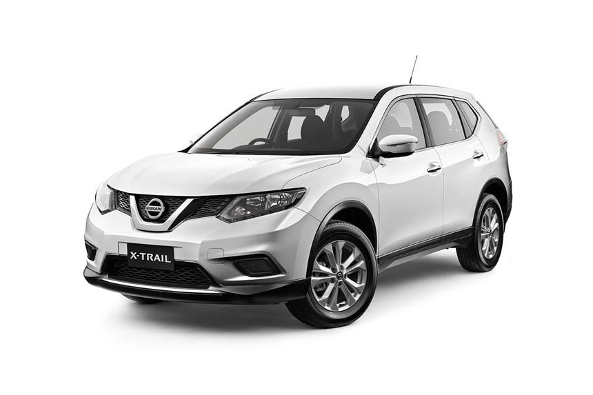 2017 Nissan X-Trail ST (4x4), 2.5L 4cyl Petrol Automatic, SUV