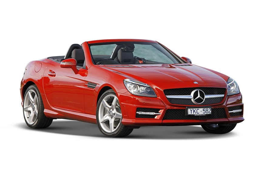 2015 mercedes benz slk 200 1 8l 4cyl petrol turbocharged automatic convertible. Black Bedroom Furniture Sets. Home Design Ideas
