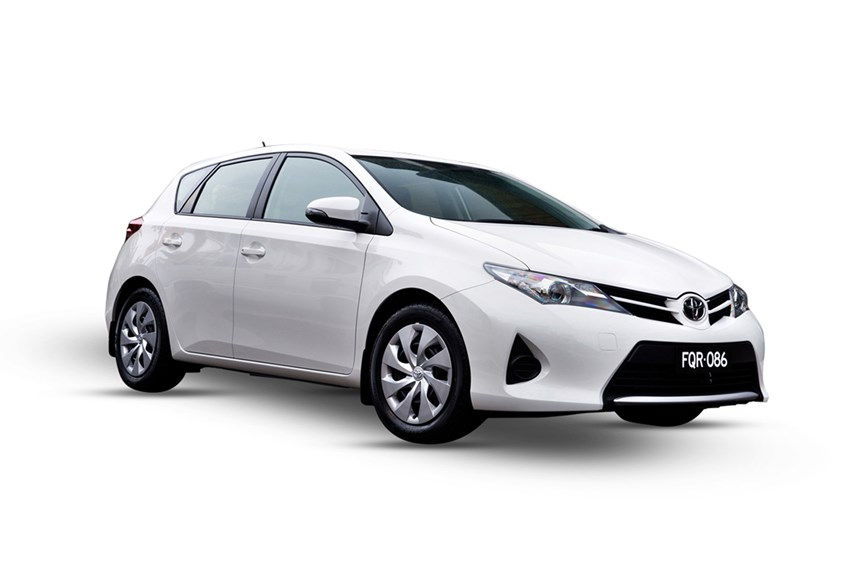 2016 toyota corolla ascent 1 8l 4cyl petrol manual hatchback. Black Bedroom Furniture Sets. Home Design Ideas