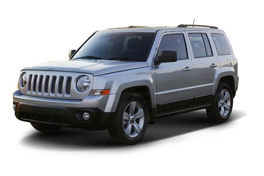 2011 jeep patriot 4x4 manual