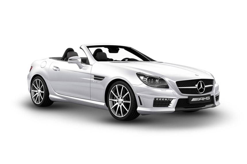 2015 mercedes benz slk 55 amg 5 5l 8cyl petrol automatic convertible. Black Bedroom Furniture Sets. Home Design Ideas