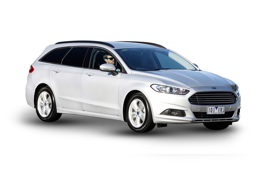 2017 Ford Mondeo Ambiente TDCI, 2.0L 4cyl Diesel Turbocharged ...