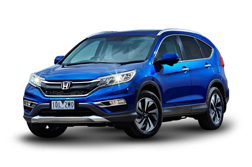2016 Honda CRV VTi-L (4x2), 2.0L 4cyl Petrol Automatic, SUV