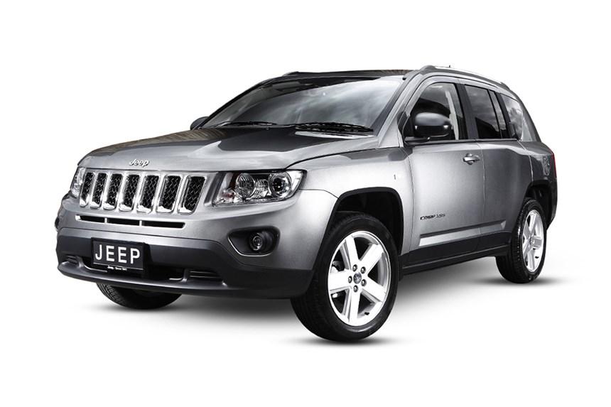 2015 Jeep Compass Blackhawk 2 0l 4cyl Petrol Automatic Suv