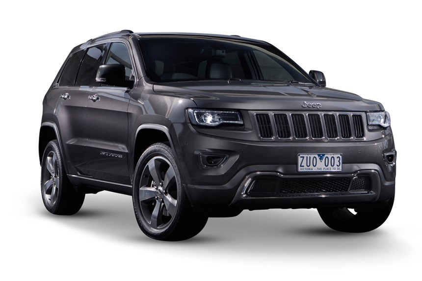 2017 jeep grand cherokee limited 4x4 3 6l 6cyl petrol automatic suv. Black Bedroom Furniture Sets. Home Design Ideas