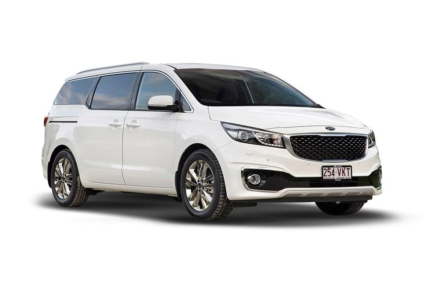 387cee656f 2016 KIA Carnival S Automatic 2.2L 4D Wagon