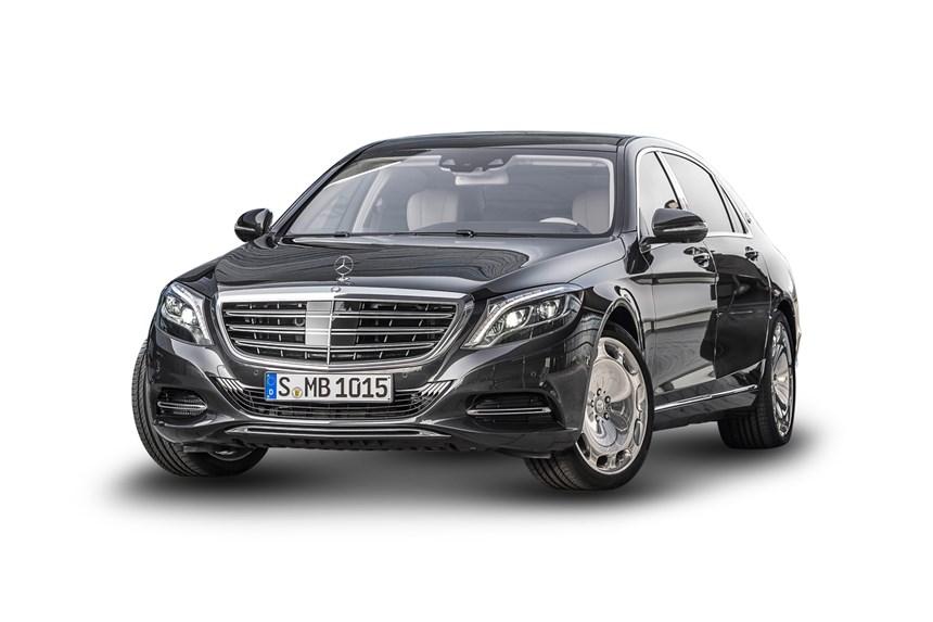 2018 Mercedes Benz Maybach S600 6 0l 12cyl Petrol Turbocharged