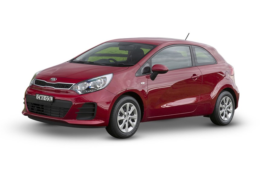 2017 kia rio sport 1 6l 4cyl petrol automatic hatchback. Black Bedroom Furniture Sets. Home Design Ideas