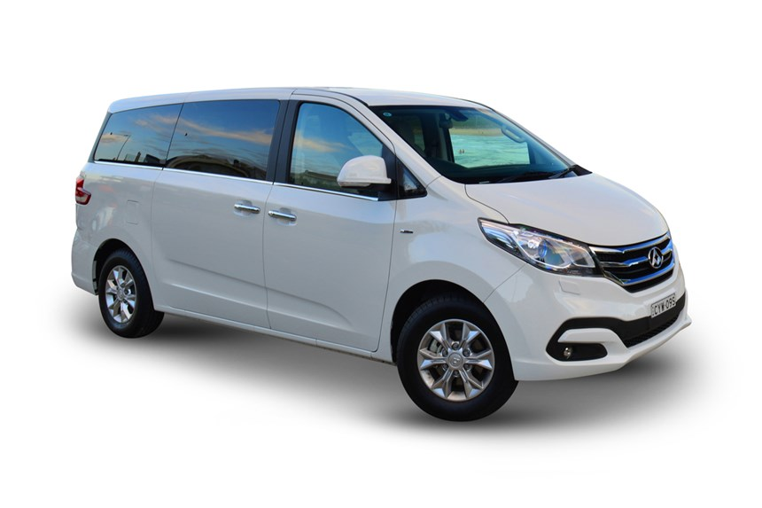 ldv   seat  cyl petrol turbocharged automatic people mover