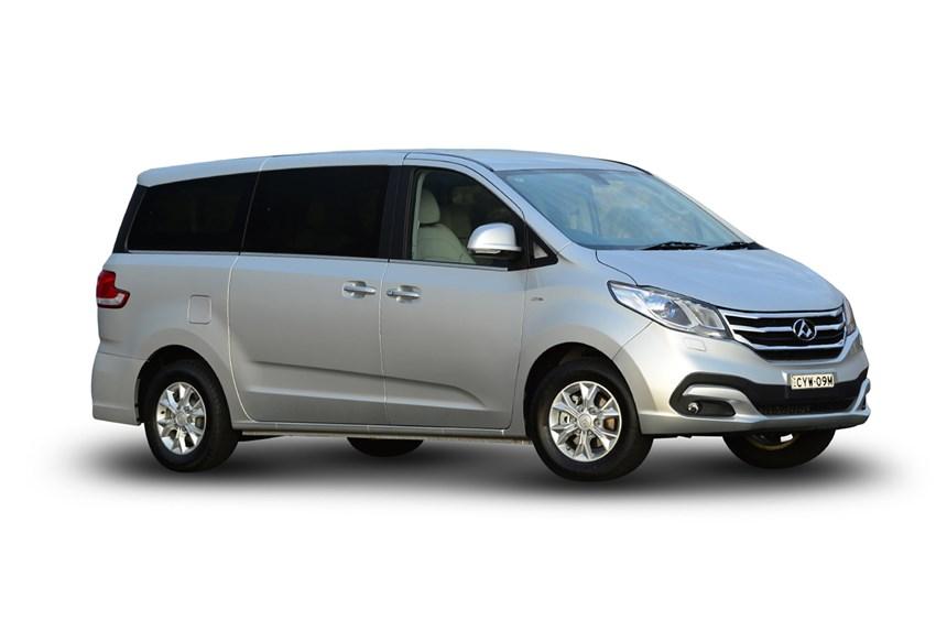 Subaru Warranty 2017 >> 2018 LDV G10 (9 Seat), 2.0L 4cyl Petrol Turbocharged Automatic, People Mover