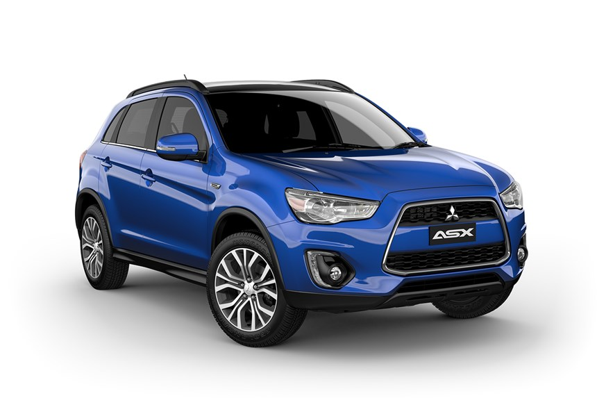 2016 mitsubishi asx xls 2wd 2 0l 4cyl petrol automatic suv. Black Bedroom Furniture Sets. Home Design Ideas