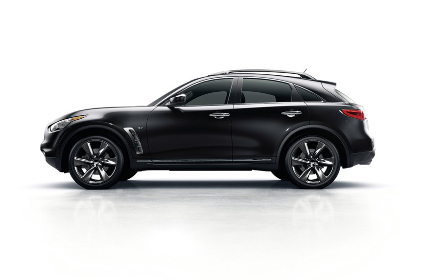 2016 infiniti qx70 3 7 s design 3 7l 6cyl petrol automatic suv. Black Bedroom Furniture Sets. Home Design Ideas