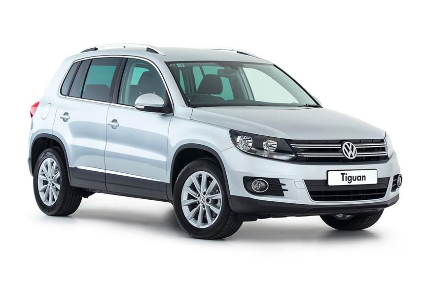 2016 Volkswagen Suv >> 2016 Volkswagen Tiguan 130 Tdi 4x4 2 0l 4cyl Diesel Turbocharged