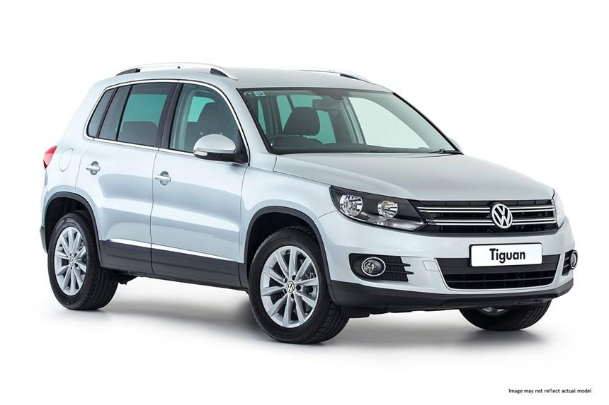 2016 Volkswagen Tiguan 118 Tsi 4x2 1 4l 4cyl Petrol