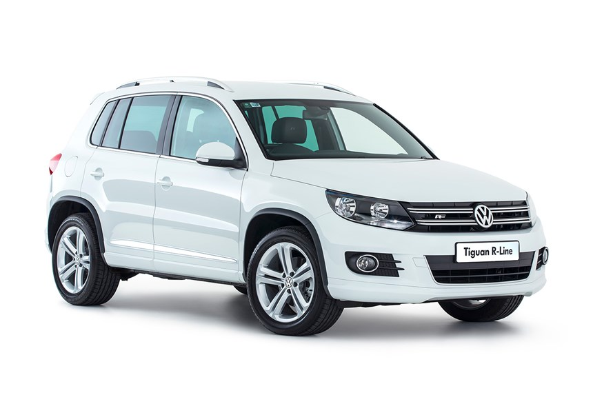 2015 volkswagen tiguan 155 tsi r line 4x4 2 0l 4cyl petrol turbocharged automatic suv. Black Bedroom Furniture Sets. Home Design Ideas