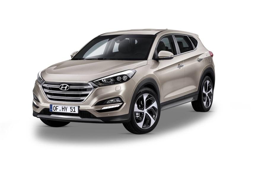 2017 Hyundai Tucson Elite Awd 2 0l 4cyl Diesel