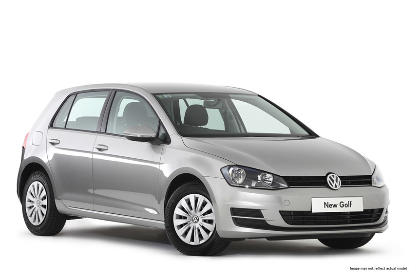 volkswagen golf  tsi  cyl petrol turbocharged manual hatchback