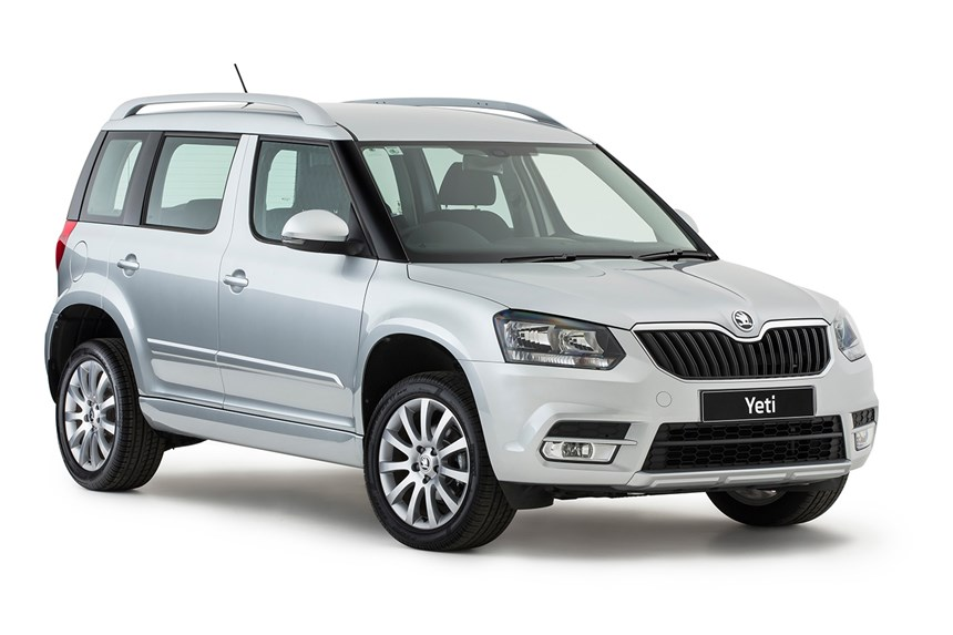 2016 skoda yeti 92 tsi ambition 4x2 1 4l 4cyl petrol turbocharged automatic suv. Black Bedroom Furniture Sets. Home Design Ideas