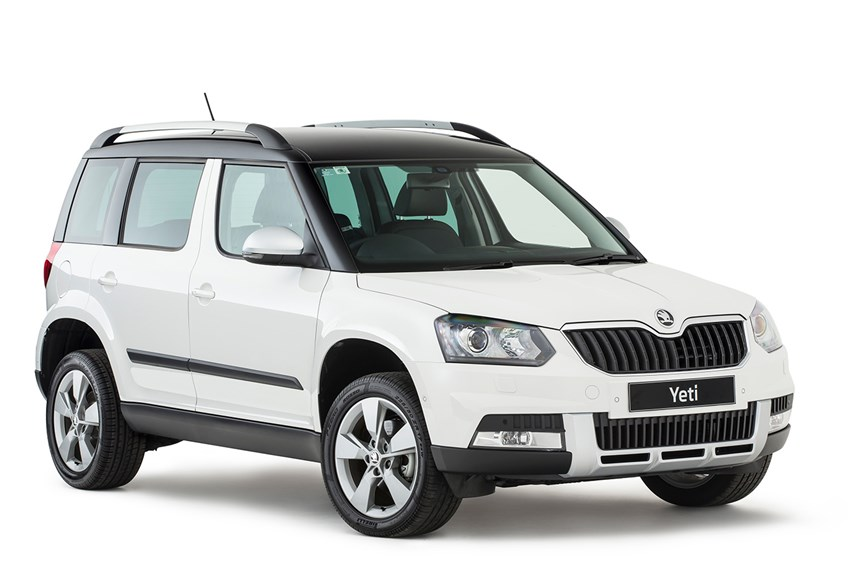 2016 skoda yeti outdoor 103 tdi 4x4 2 0l 4cyl diesel turbocharged automatic suv. Black Bedroom Furniture Sets. Home Design Ideas