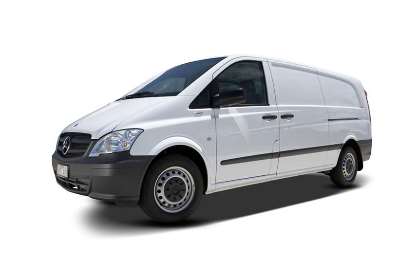 2019 Mercedes Benz Vito 119 Bluetec Lwb 2 1l 4cyl Diesel
