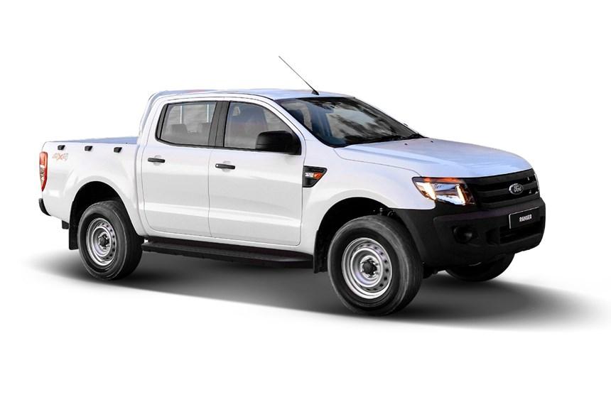2015 Ford Ranger XLT 32 4x4 Automatic 32L Dual Cab Utility