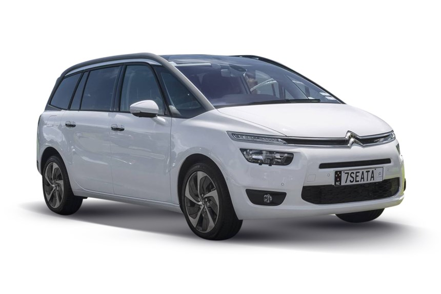 2017 citroen grand c4 picasso intensive 110 hdi 2 0l 4cyl diesel turbocharged automatic people. Black Bedroom Furniture Sets. Home Design Ideas
