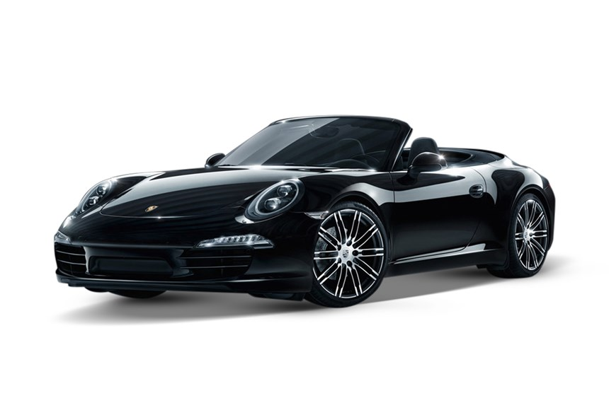 2017 Porsche 911 Carrera Black Edition 3 4l 6cyl Petrol