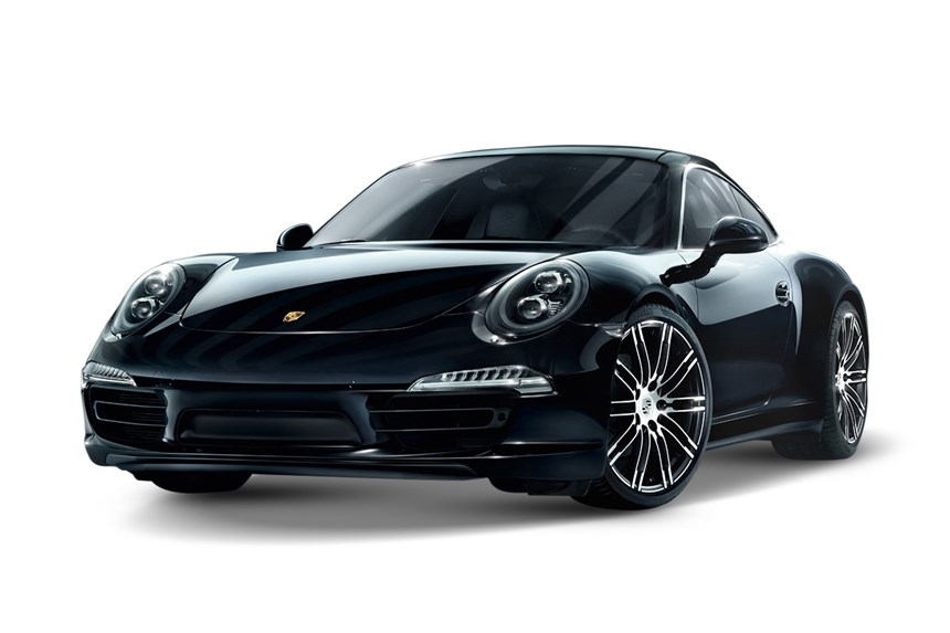 2016 porsche 911 carrera black edition manual 34l 2d coupe - Porsche 911 2015 Black