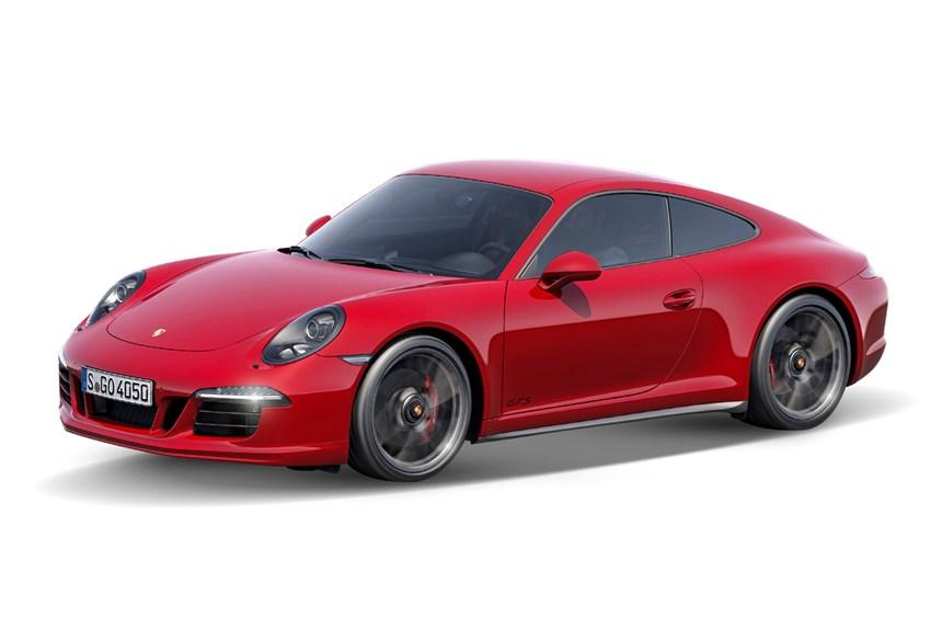 2017 Porsche 911 Carrera Gts 3 8l 6cyl Petrol Manual Coupe