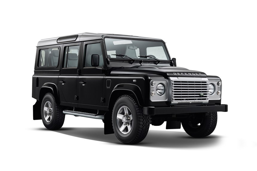2015 Land Rover Defender 110 (4x4), 2.2L 4cyl sel Turbocharged ...