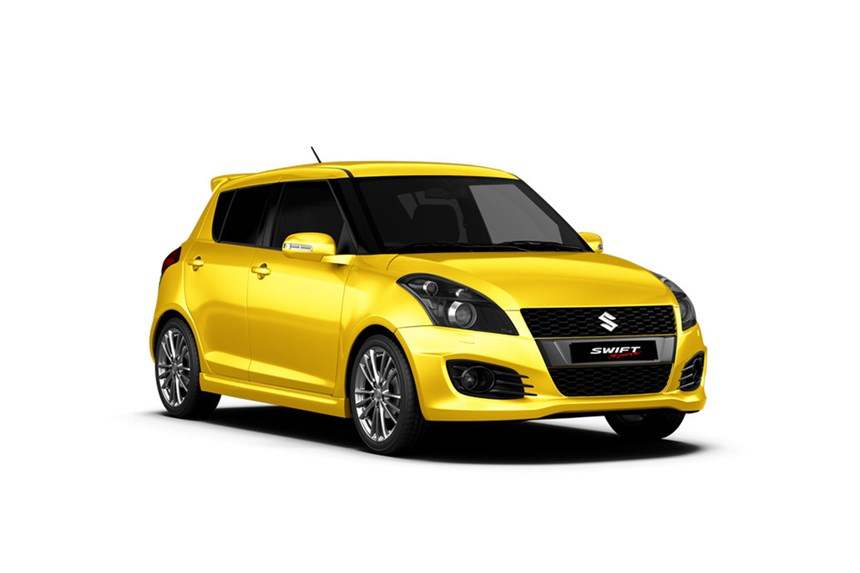 Suzuki Swift Sport Specs