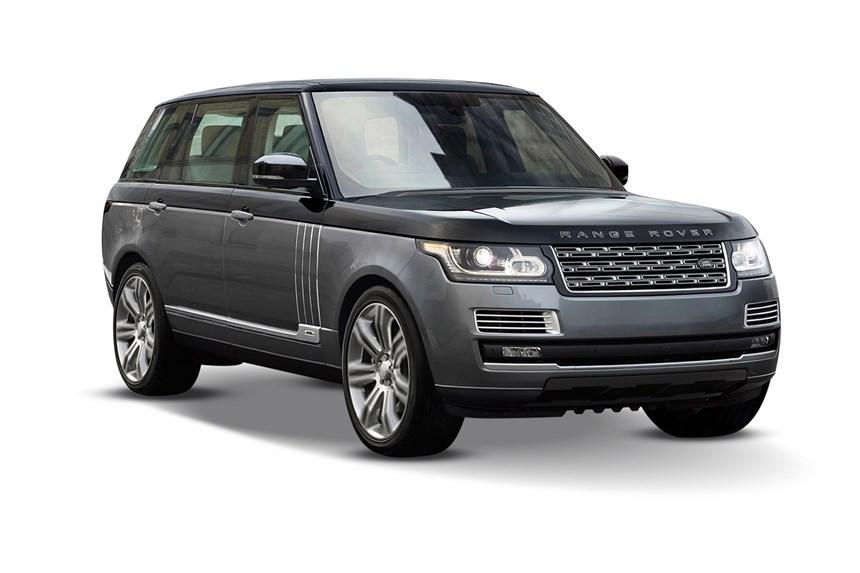 2016 Land Rover Range Rover SV Autobiography 5.0 V8 SC, 5.0L 8cyl ...