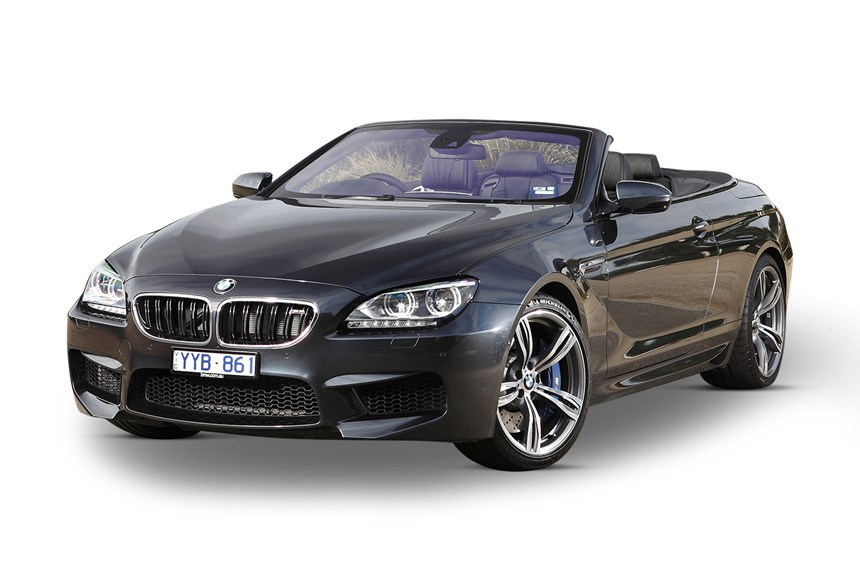 2019 Bmw M6 4 4l 8cyl Petrol Turbocharged Automatic Convertible