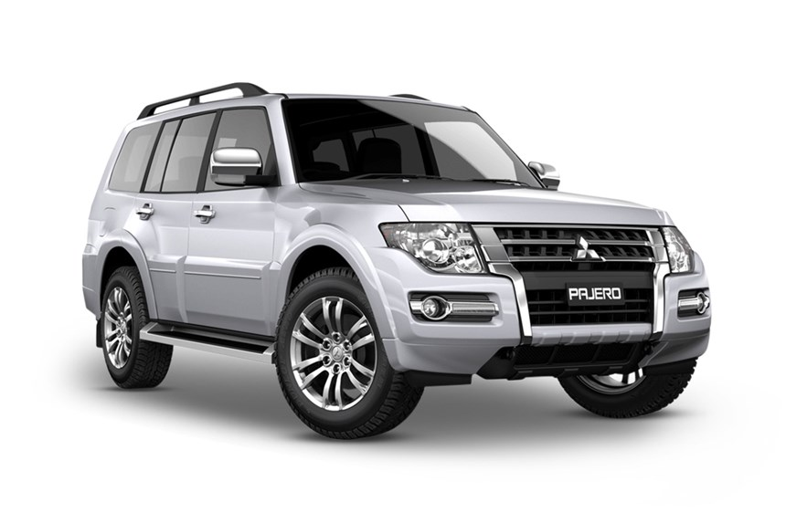 2016 mitsubishi pajero exceed lwb 4x4 3 2l 4cyl diesel turbocharged automatic suv. Black Bedroom Furniture Sets. Home Design Ideas