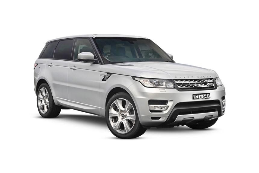 2016 Land Rover Range Rover Sport 3.0 V6 SC HST, 3.0L 6cyl Petrol ...
