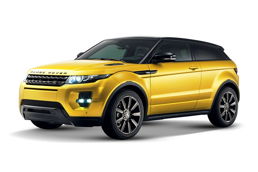 2016 Land Rover Range Rover Evoque Td4 180 HSE, 2.0L 4cyl ...