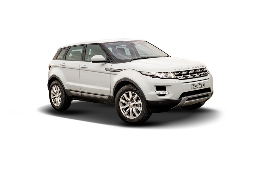 land rover range rover evoque td  hse dynamic  cyl diesel turbocharged automatic suv