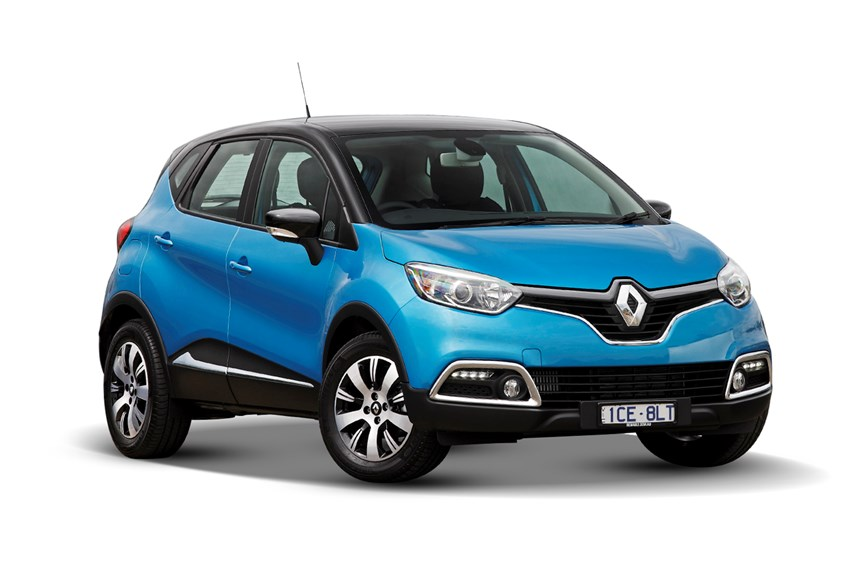 2016 renault captur expression 1 2l 4cyl petrol turbocharged automatic suv. Black Bedroom Furniture Sets. Home Design Ideas